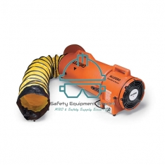 220V//50 Hz 8 Allegro Industries 951405E Ac Axial Ex Blower With 15 Statically Conductive Ducting